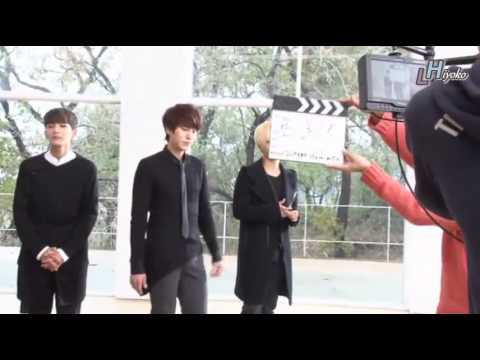 Super Junior K.R.Y - Promise You MV Making [VOSTFR]