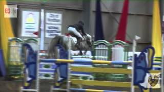 Heath Ryan riding Aspire R - 2013 Melbourne International 3 Day Event