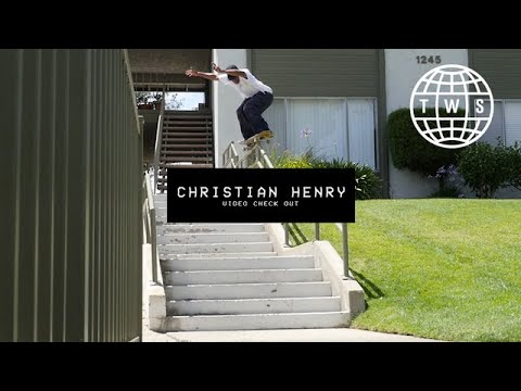 Video Check Out: Christian Henry