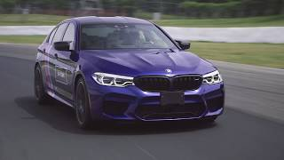 The BMW M5: The Hot Lap Experience at The BMW M Festival