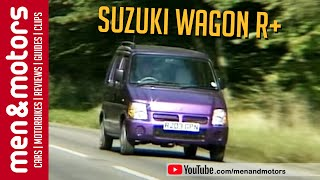 Suzuki Wagon R+ (1998) Review