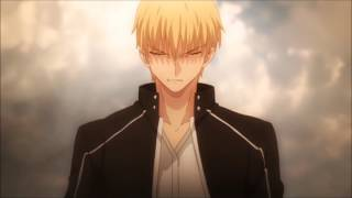 Shirou Vs Gilgamesh HD Full Fight