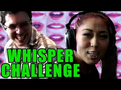 Smosh Games Whisper Challenge (bonus) video