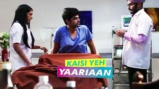 Kaisi Yeh Yaariyan Nandini Finds Chip On Aryamans Shoulder