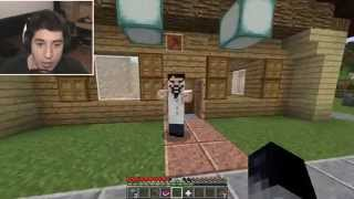 """CHECKPOINT,CHECKPOINTTTTT!!!""-Crack in the World -minecraft mapa"