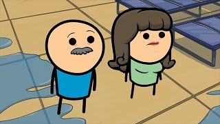 The Waterpark - Cyanide & Happiness Shorts