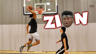 "Game Of ""ZION"" PART 2 
