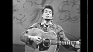Video Blowin in The Wind Bob Dylan