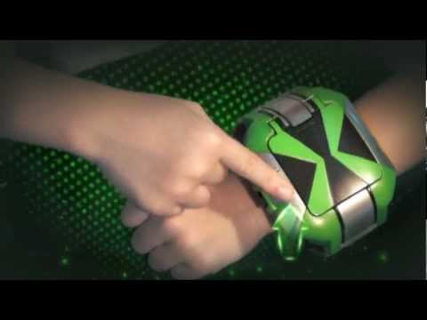 Ben 10 Omniverse Omnitrix touch - 3 Modes Feature Preview