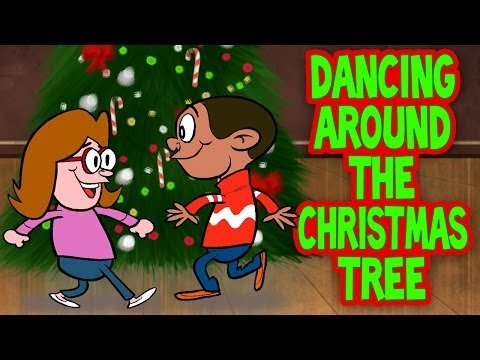 Christmas Songs for Children - Dance Around the Christmas Tree - Kid