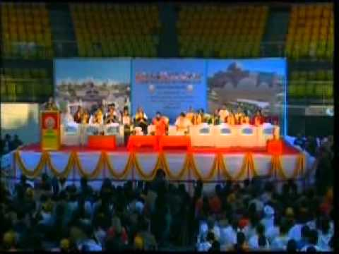 Shri Hari Om Panwar taalkatora Stadium, Delhi On 5 Jan'14,part 2 Of 4 video