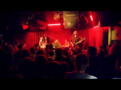 J Roddy Walston & The Business - Brave Man's Death @ The Borderline, London. 25th Feb 2014