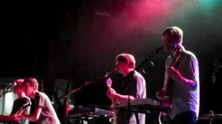 Starfucker - Death As a Fetish (live @ Bumbershoot, Seattle 9-3-11)