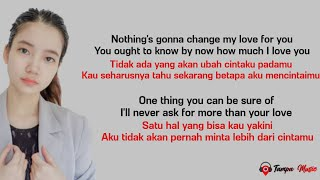 Download lagu Nothing's Gonna Change My Love For You | Shania Yan [Cover]