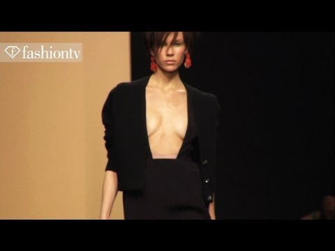 Models - Britt Maren & Kasia Wrobel - 2011 Fashion Week | Fashiontv - Ftv video
