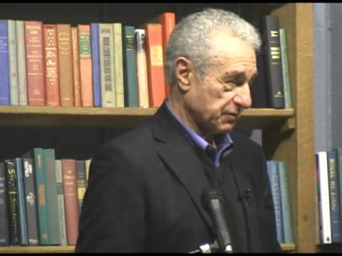 "Gar Alperovitz, Seattle, April 27, 2013 - ""What Then Must We Do?"""