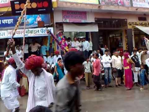 Seervi Samaj Bader Bilara Shri Aai Mata ji ki bhail ka badhva.