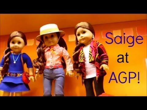 Saige GOTY 2013 at AGP!
