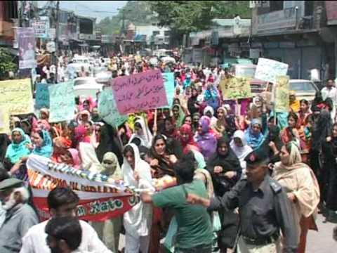 aaj tv Kashmiri womens News pakge from asif raza mir muzaffarabad azad kashmir pakistan