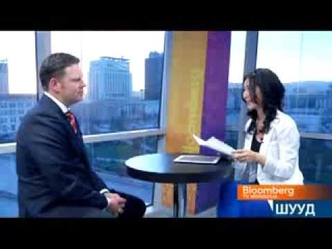 Bloomberg TV Mongolia's Money Flow interviews Travis Hamilton 22-JUL-2013