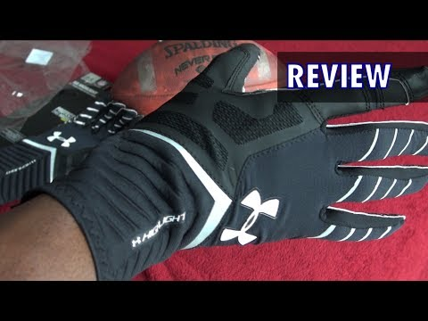UA Highlight Football Glove Review - EP. 86