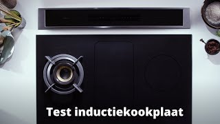 Inductie-gaskookplaat   ATAG