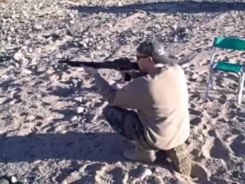 Hi-Point 4095 .40 S&W Carbine Target Penetration Test
