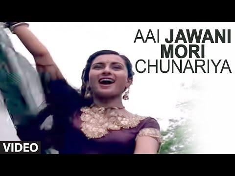 Aai Jawani Mori Chunariya [Full Song]   Teri Meherbaniyan   Jackie Shroff, Poonam Dhillon