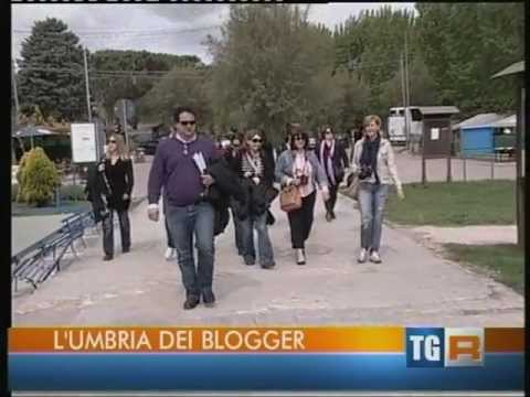 TG RAI TRAVEL BLOGGER UMBRIA