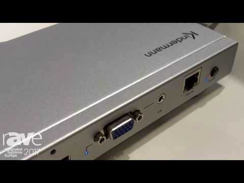 ISE 2017: Kindermann Shows Quickselect 3.0+ Multiformat Switch
