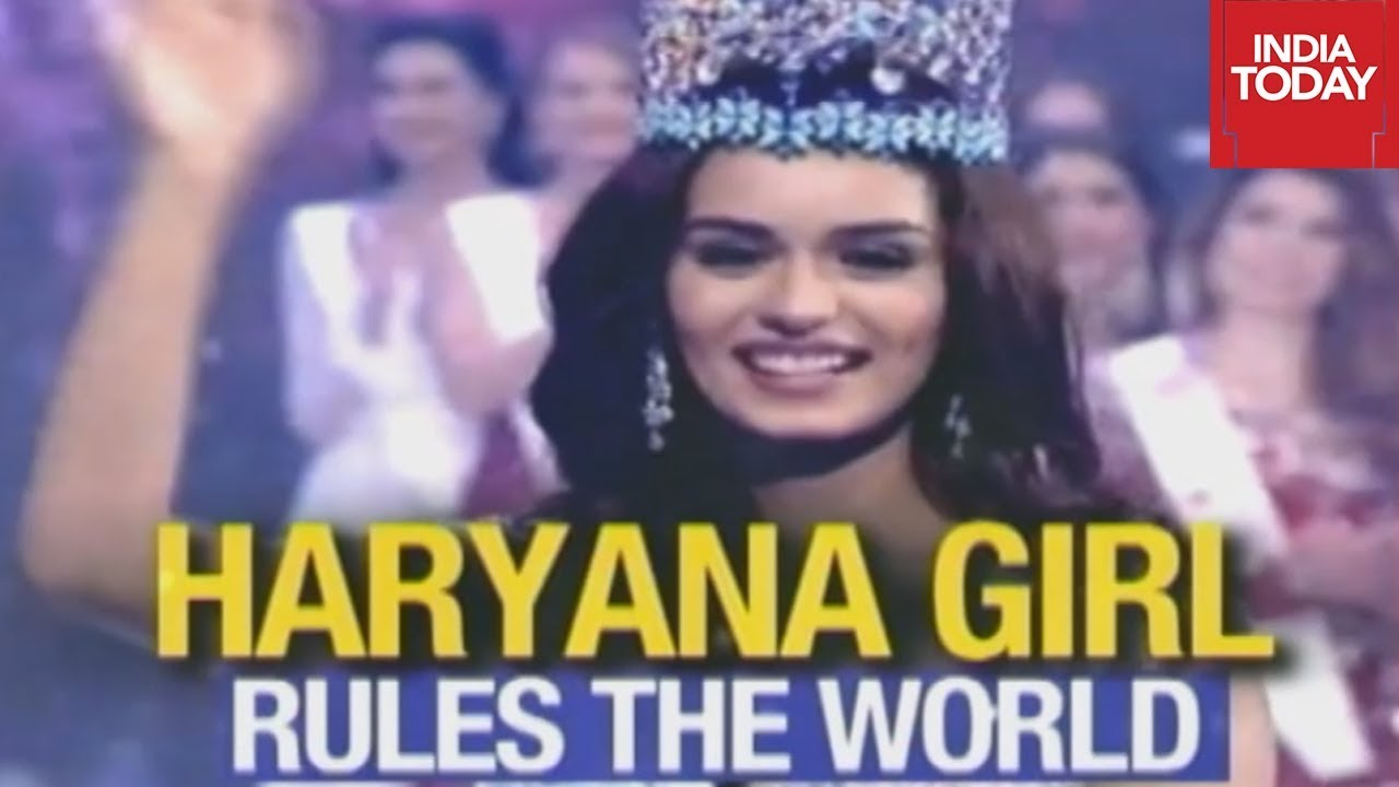Proud Moment For India As Manushi Chhillar Wins Miss World Title After 17 Years