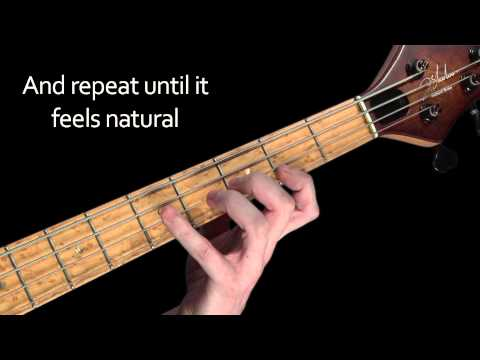 Lesson Bass - Learn To Play Bass Lesson 10