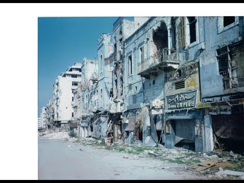 Oh Superman (1982 Beirut - VERY graphic Images)