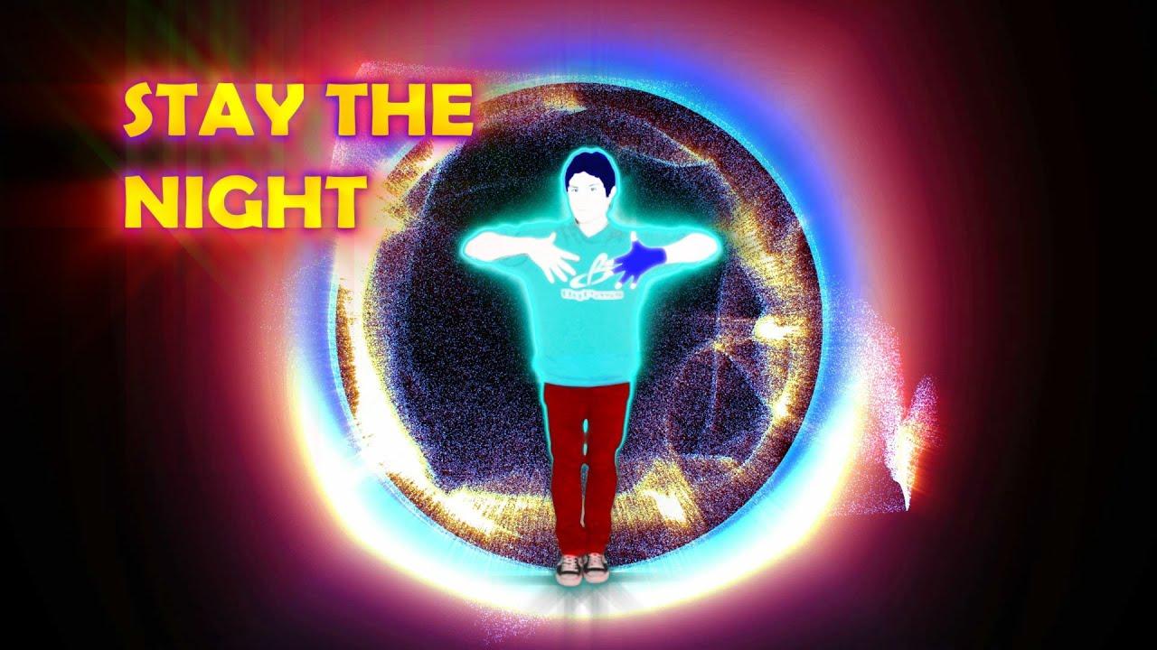 Zedd Stay The Night Music Video JUST DANCE 2014...