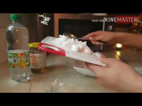 Soap Out of Honey for The Face - በማር የሚሰራ የፊት ሳሙና