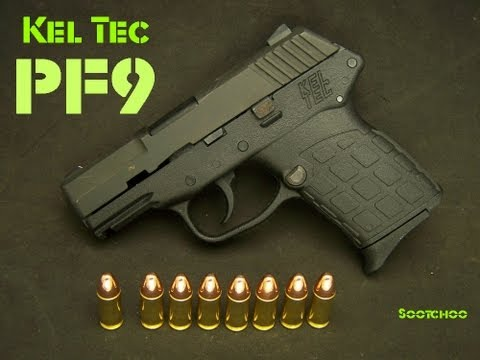 Kel Tec PF9 9mm Pistol