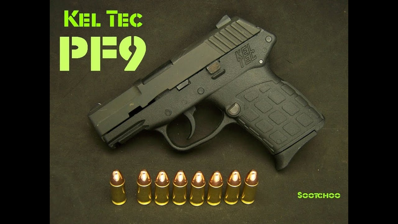 Kel Tec Pf9 9mm Accessories Kel Tec Pf9 9mm Pistol