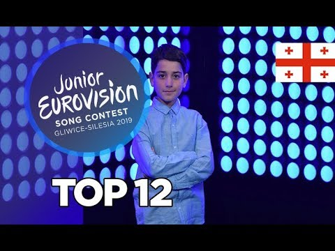 Junior Eurovision 2019 - Top 12 +