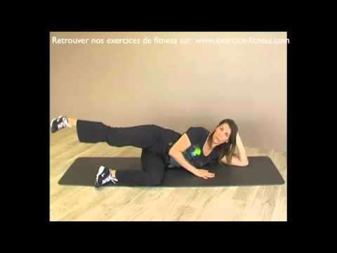 exercice fitness eliminer sa culotte de cheval perdre des cuisses youtube. Black Bedroom Furniture Sets. Home Design Ideas