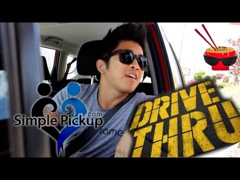 Simple Pickup: Drive-Thru Edition