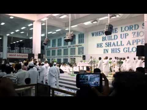 The Pentecostal Mission Tamil Song 2014 Endraendrum Vanthadaum Yesuve video