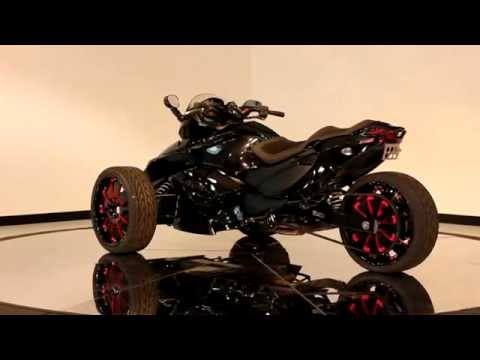 2008 BRP Can-Am Spyder - YouTube