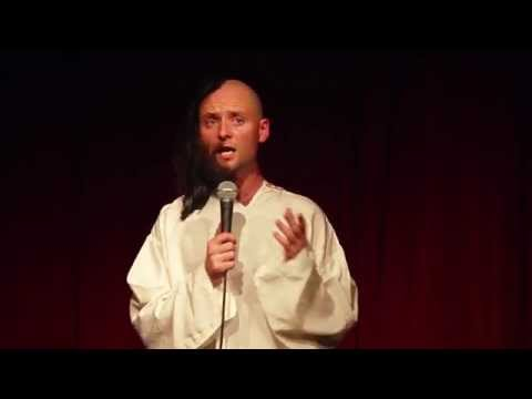 Jesus Versus Buddha Stand Up Comedy Show Clip - Obama: Nobel Peace Prize Winner