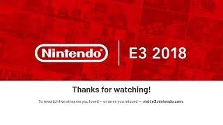 Nintendo @ E3 2018: Day 3