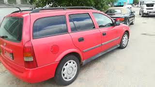 Car For Parts - Opel ASTRA 1999 2.0L 60kW Diesel