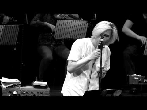 Tim Burgess @ RNCM (with Joe Duddell & string quartet) - performing THEN by The Charlatans