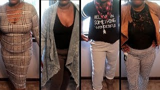 🍁🍂FALL WALMART PLUS SIZE CLOTHING HAUL ONLINE AND IN STORE + MORE...