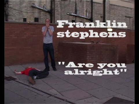 """Are you alright?"" Franklin Stephens for Wight Trash Skateboards"