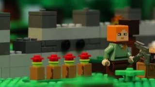 A Hot Mess - LEGO Minecraft - Classic Tales 2.0 Episode 1