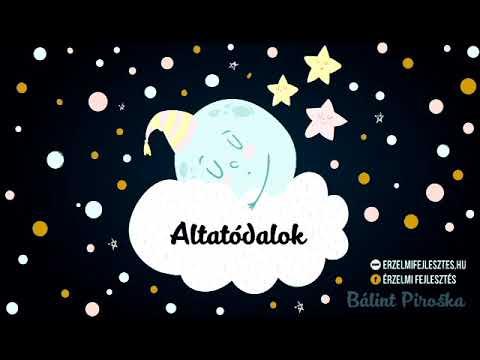 Bálint Piroska - Altatódalok - Édes álmot, jó éjt...